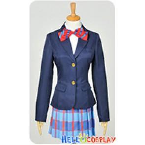 Love Live 2 Cosplay Umi Sonoda Kotori Minami Costume School Uniform