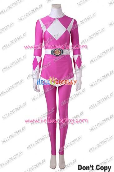 Mighty Morphin Power Rangers Ptera Ranger Mei Cosplay Costume
