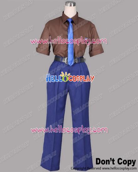 Primo Passo Kiniro No Corda 3 Cosplay Sakaki Daichi Costume Boy Uniform