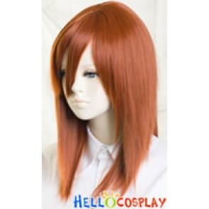 Deep Brown Cosplay Short Wig