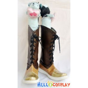 Ys Origin Cosplay Yunica Tovah Boots