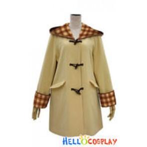 Kanon Cosplay Costume Ayu Tsukimiya Coat