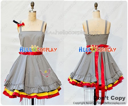 Dumbo Dress Cosplay Costume