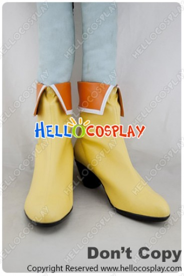 Beyond the Boundary Shoes Cosplay Ai Shindo Shoes