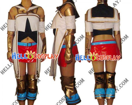 Final Fantasy Ashe Cosplay Costume