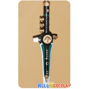 Kyōryū Sentai Zyuranger Cosplay Green Warrior Burai Dragon Ranger Broadsword Prop