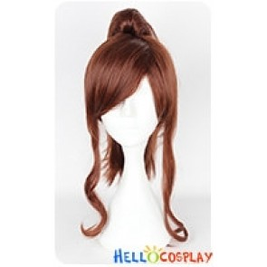 Sailor Moon Sailor Jupiter Makoto Kino Cosplay Wig