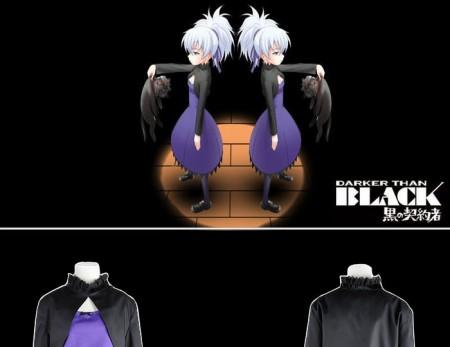 Darker Than Black Cosplay Yin Costume