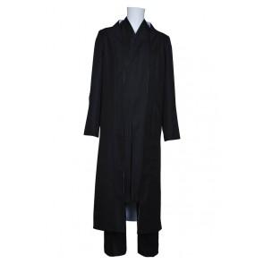 TRON Legacy Kevin Flynn Clu Costume Black