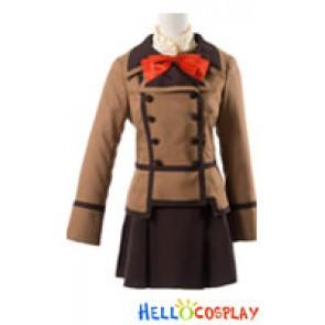 Maria Holic Cosplay Mariya Shidou Kanako Miyamae Academy Girl Unifrom Costume