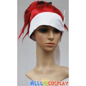 Bleach Abarai Renji Cosplay Wig
