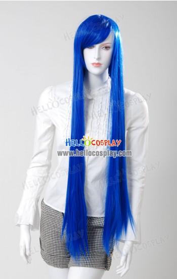 Cosplay Primary Cobalt Long Wig