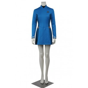 Star Trek Beyond Carol Marcus Dress Cosplay Costume