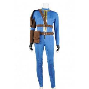Game Fallout 4 Vault 111 Cosplay Costume