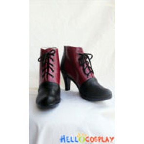Black Butler Cosplay Grell Sutcliff Shoes