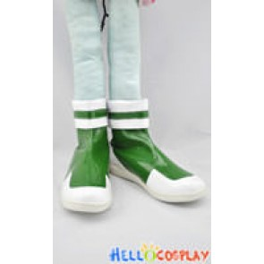 Powerpuff Girls Z Cosplay Buttercup Shoes