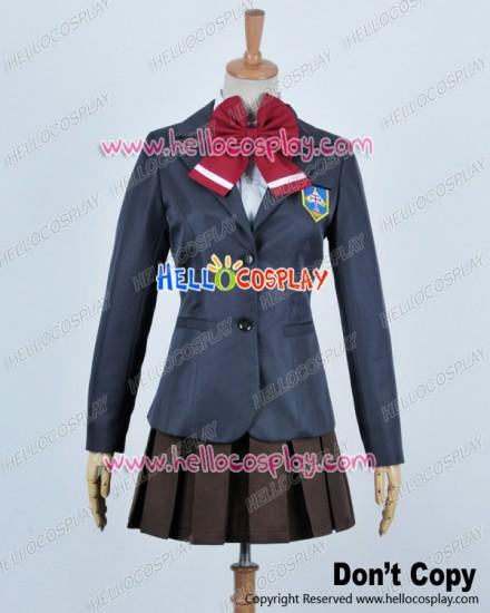 Free Iwatobi Swim Club Cosplay Gō Matsuoka Girl Uniform Costume