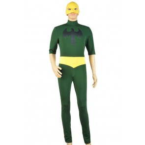 Iron Fist Daniel Rand Cosplay Costume Jumpsuit