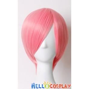 Pink 005 Short Cosplay Wig