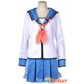 Angel Beats! Cosplay School Girl Uniform