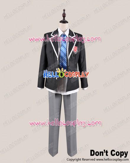 Date A Live Cosplay Shido Itsuka School Boy Uniform Costume