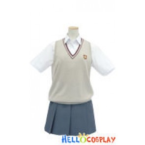 Toaru Majutsu no Index Cosplay Girl Costume