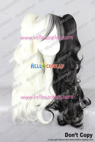 Danganronpa Monokuma Cosplay Wig Female Version