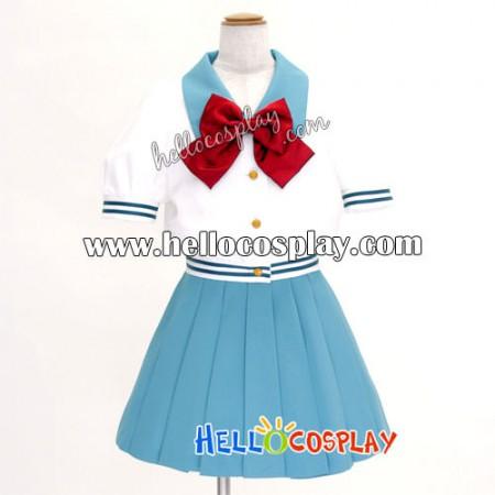 Full Metal Panic Cosplay High School Girl Uniform