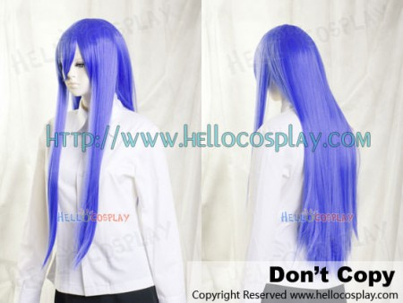 Royal Blue Medium Cosplay Wig