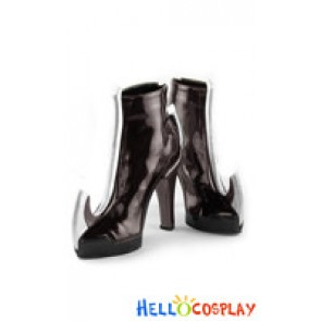 Witchblade Cosplay Shoes Masane Amaha Short Boots