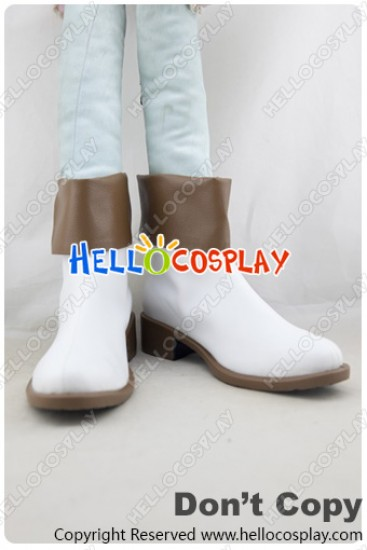 Kamigami No Asobi Ludere Deorum Cosplay Shoes Yui Kusanagi Shoes