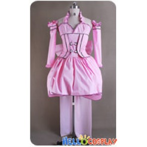 Chobits Cosplay Costume Chii Pink Dress