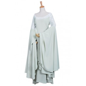 The Lord of the Rings Arwen Green Dress