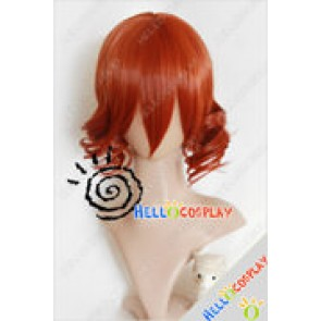 Sound Horizon Cosplay Kuroki Okami No Yado Short Wig