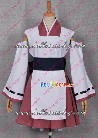 Vocaloid 2 Cosplay Tsugai Kogarashi Rin Kagamine Costume