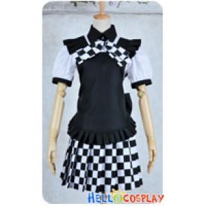 Haiyore Nyaruko San Cosplay Nyarlathotep Costume Dress