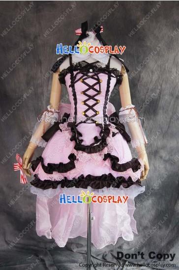 Macross Frontier 30th Anniversary Cosplay Ranka Lee Dress Costume