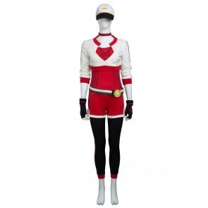 Pokemon GO Female Red Cosplay Costume