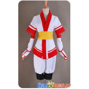 Samurai Shodown Cosplay Nakoruru Costume