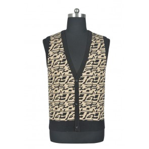 Ferris Buellers Day Off Cosplay Matthew Broderick Sweater Vest Costume