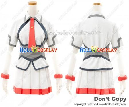 The Girl Who Leapt Through Space Sora Kake Girl Cosplay Akiha Shishido Girl Uniform Costume