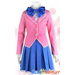 Yu-Gi-Oh! Cosplay Duel Academy High School Girl Uniform
