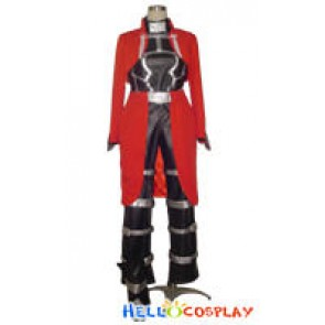 Fate Stay Night Saber Archer Cosplay Costume