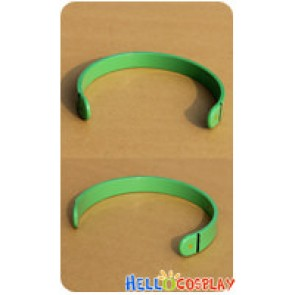 Accel World Cosplay Rin Kusakabe Green Headwear Prop