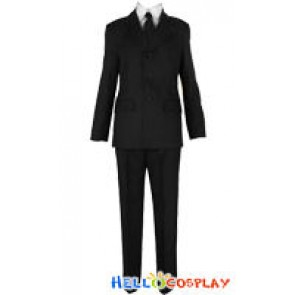 Katekyo Hitman Reborn Cosplay Costume Uniform