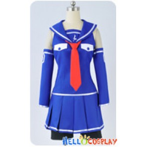 Arpeggio Of Blue Steel Cosplay Iona Sailor Uniform Costume