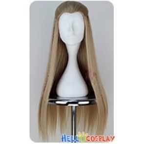 The Hobbit The Battle of the Five Armies Prince Legolas Cosplay Wig