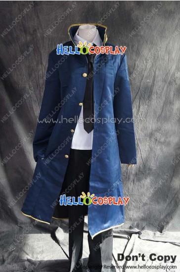 K Anime Cosplay Kuroh Yatogami Suit Uniform Costume