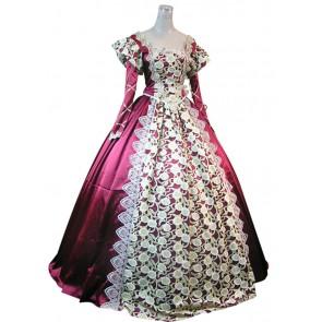 Victorian Lolita Renaissance Colonial Wedding Gothic Lolita Dress