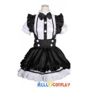 Cosplay Maid Dress Lolita Style
